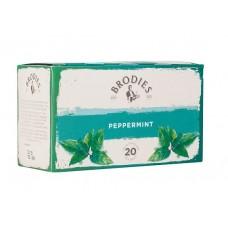Τσάϊ Brodies Peppermint (20 τμχ)