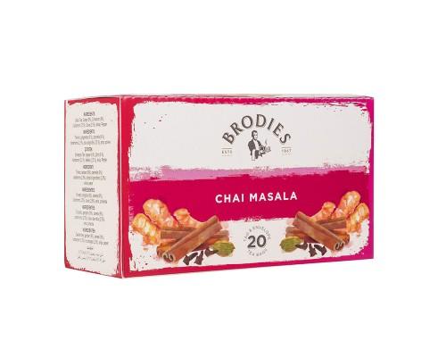 Τσάϊ Brodies Chai Masala (20 τμχ)