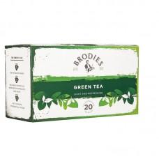 Τσάϊ Brodies Green Tea (20 τμχ)