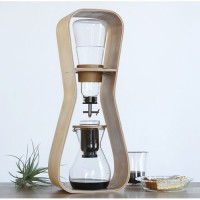Snowtop Iwaki Water Drip Coffee Server Uhuru 440ml