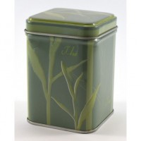 Μεταλλικό κουτί πράσινο