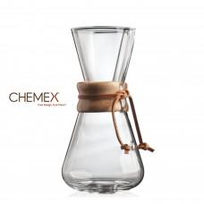 Chemex Classic Καφετιέρα Drip Γυάλινη 3 cups