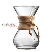 Chemex Classic Καφετιέρα Drip Γυάλινη 6 cups