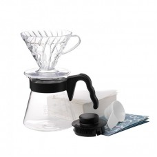 Hario Pour Over Kit V60 02 ( Σετ Pour Over & Κανάτα & Φίλτρα)