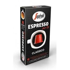 Κάψουλες Segafredo Classico τύπου Nespresso (10 τμχ)