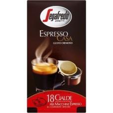 Καφές Espresso Segafredo Casa Pads (18 τμχ)