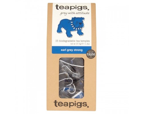 Τσάι Teapigs Earl Grey Strong (15 τμχ)