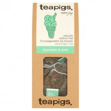 Τσάι Teapigs Chocolate & Mint (15 τμχ)