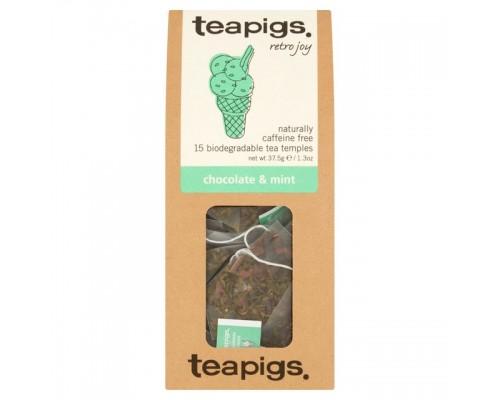 Τσάι Teapigs Chocolate & Mint (15 τμχ)