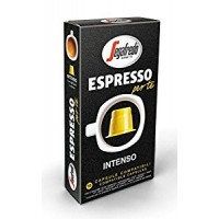 Κάψουλες  Segafredo Intenso Τύπου Nespresso (10τμχ)