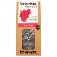 Τσάι Teapigs Super Fruit (15 τμχ)