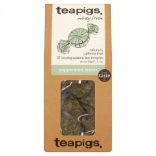 Τσαϊ Teapigs Peppermint Leaves (15 τμχ)