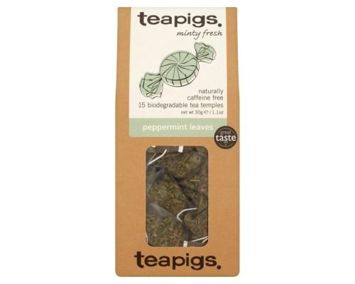 Τσαϊ Teapigs Peppermint Leaves (15 τμχ)