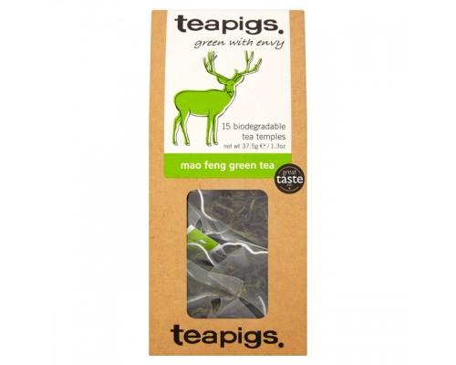 Τσαϊ Teapigs Mao Feng Green Tea (15 τμχ)