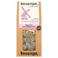 Τσάι Teapigs Liquorice & Peppermint (15 τμχ)