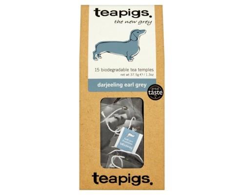 Τσάι Teapigs Darjeeling Earl Grey (15 τμχ)