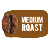 Καφές Espresso Medium Roasted 250gr