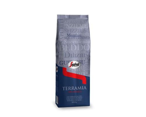 Καφές Espresso Segafredo Terramia σε κόκκους 100% Arabica 1kg