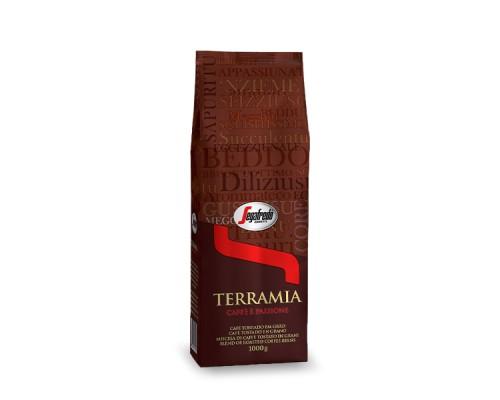 Καφές Espresso Segafredo Terramia ''LePassione'' σε κόκκους 1kg
