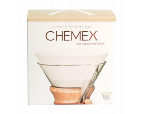 Chemex Χάρτινα Φίλτρα Καφετιέρας FC-100 Circles