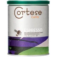 Καφές Espresso Cortese Decaf αλεσμένος 250gr