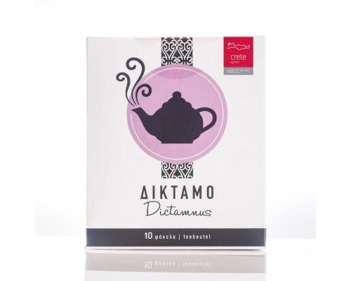 Τσάι Δίκταμο Καρτεράκι (10 τμχ)