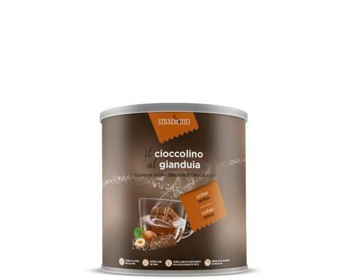 Σοκολάτα Stradiotto Gianduia 500gr