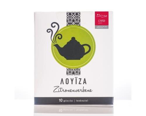 Τσάι Λουϊζα Καρτεράκι (10τμχ)