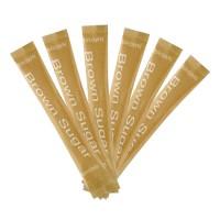 Kαστανή Ζάχαρη Σε Sticks (1000 τμχ)